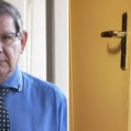 Carlos Martini habla sobre los fantasmas que viven en su casa