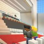 Sin escuela: niños juegan a graduación en Minecraft tras contingencia por COVID-19