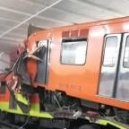 Reportan choque de trenes en Metro de CDMX; hay al menos 30 heridos