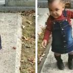 ¡Adiós, abuelita! El video de niña besando a fantasma en cementerio