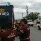 Captan a mariachis cantando sin cubrebocas ni sana distancia en Saltillo (VIDEO)