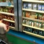 Viralizan video de los supermercados del futuro en cuarentena