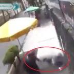#LordBanqueta: sujeto indigna a redes por empujar a abuelito en calles de CDMX