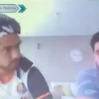 Cachan a morros haciendo examen juntos y el profe se los cancela (VIDEO)