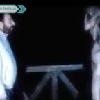 Hombre se hace viral por supuestamente hablar con un extraterrestre (VIDEO)