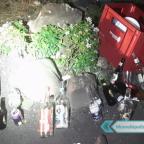 Detienen a 23 personas durante fiesta de cochera en Costa Rica (VIDEO)