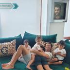 Hija de Cristiano Ronaldo conmueve a redes por revelar que no puede comer chocolate