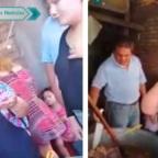 Vendedores de carnitas en Puebla revelan que el coronavirus no existe (VIDEO)