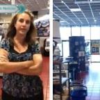 Mujer indigna a redes por toser en la cara de chica con cáncer cerebral (VIDEO)