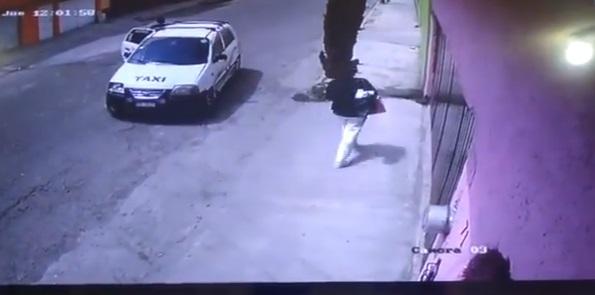 enfermera asaltada