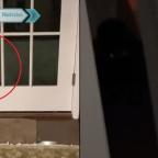 Usuaria de TikTok documenta aterrador acoso de supuesto ente en su hogar