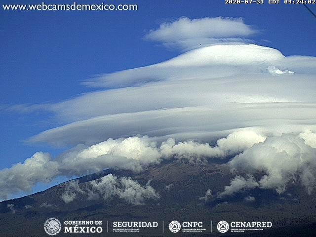 volcán 1