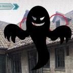 Graban supuesto niño fantasma en una mansión abandonada y lo comparten en TikTok
