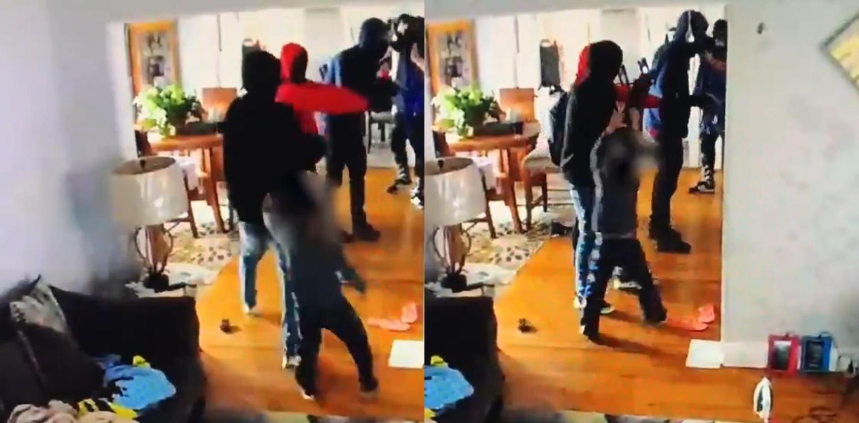 video-nino-defiende-familia-ataca-ladrones-entraron-a-su-casa