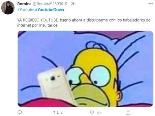 falla en YouTube 21