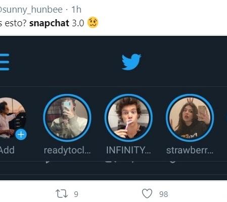 fleets de Twitter 2