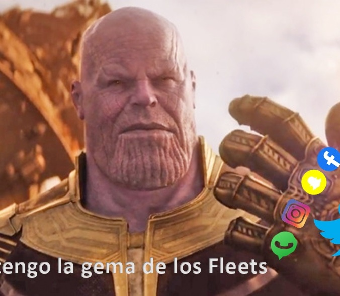 Gema de los Fleets meme