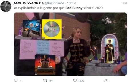 memes sobre bad bunny 10