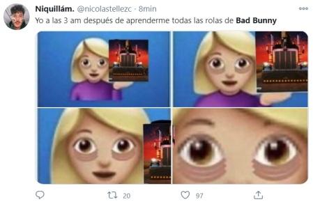 memes sobre bad bunny 12