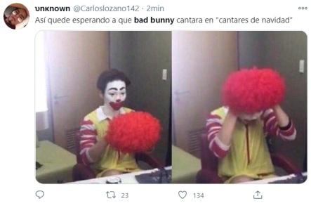 memes sobre bad bunny 8