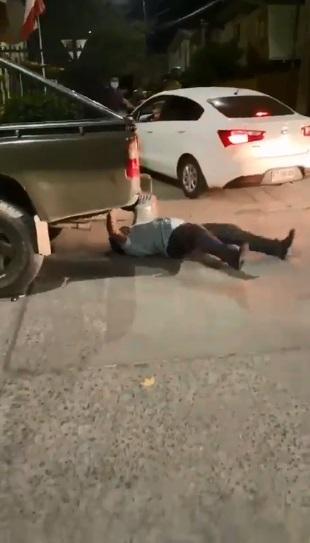 sacerdote atropellado en chile 1