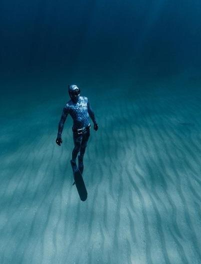 buzo en el mar 2