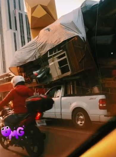 camioneta de mudanzas 2