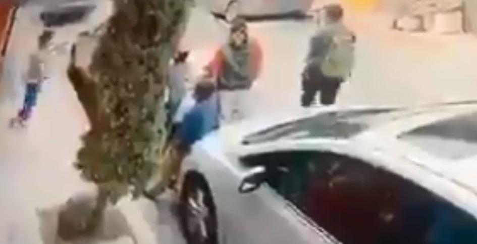 niños regresan a casa tras secuestro 1