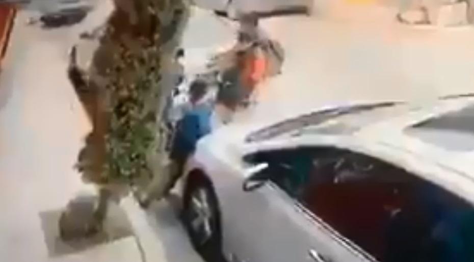 niños regresan a casa tras secuestro 2