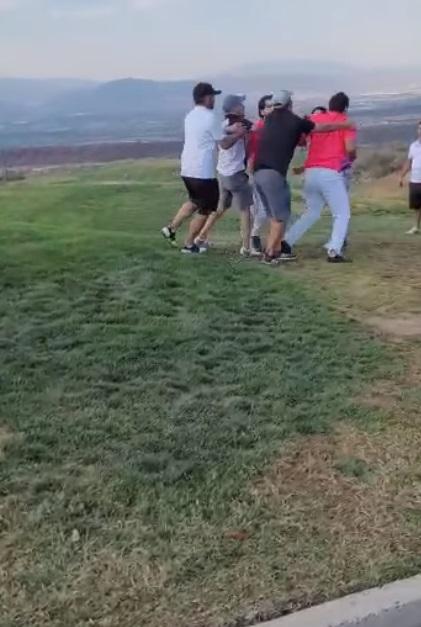 pelea entre mirreyes 4