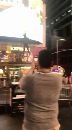 dron en nueva york 1