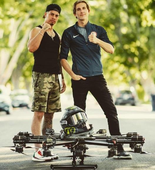 dron en nueva york 2
