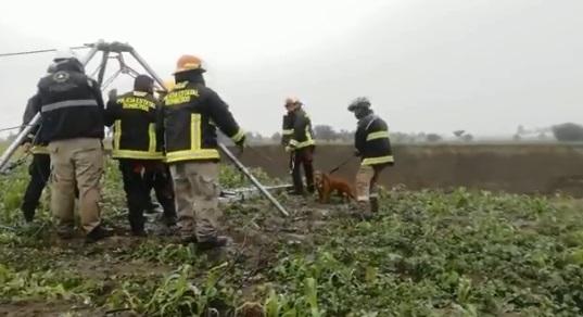 rescate de perros en socavon 6