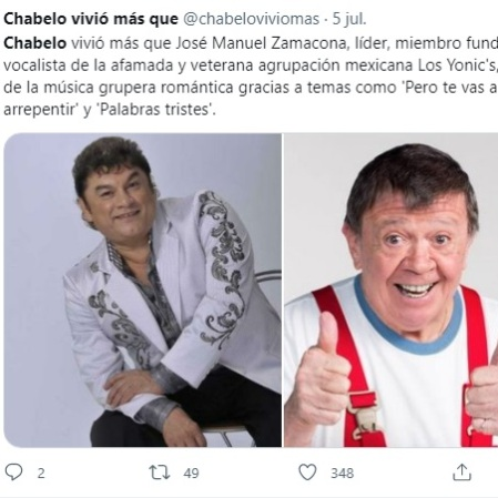 chabelo 16