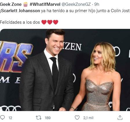 nace hijo de Scarlett Johansson 11