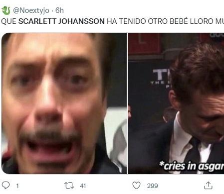 nace hijo de Scarlett Johansson 8